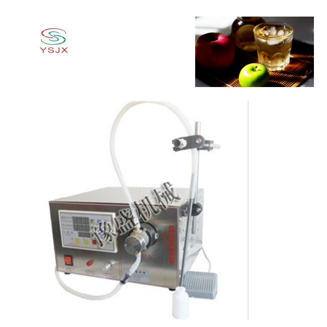 2 years warranty tube type sugar cane juice/apple juice/apple cider vinegar filling machine