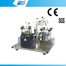 TH-2004AB1 manual doming epoxy resin machine