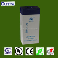 2v 150ah battery deep cycle for solar system