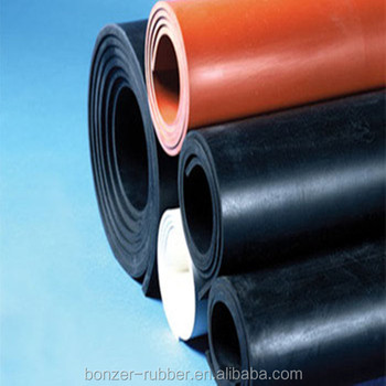 High Temperature Resistant Viton FKM /FPM Rubber Sheet for Aviation sealing