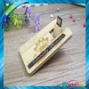 Eco-friendly wooden credit card usb flash disk with high speed