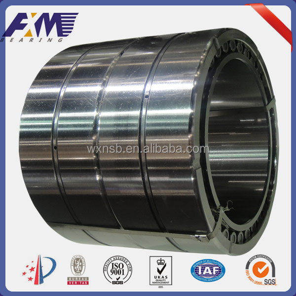 China Manufacturer Four-Row Cylindrical work Roller Bearing