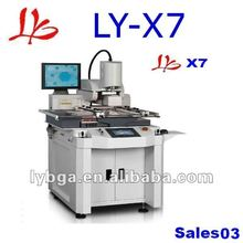 High-tech LY-X7(800A) bga rework station with optical system for all forms of bga encapsulation, excellent LCD repair machine