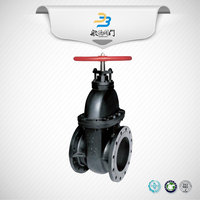 Flange Spindle Resilient Seated Gate Valve Supplier