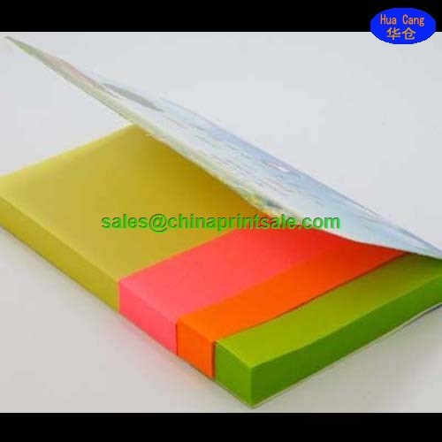 Made in China Hotsale all kind of TOP quality sticky note in leather case