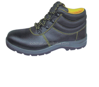cheap protection work leather safety shoe(SS-015)