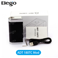 2015 Wholesale Original ADT 180 WATT,ADT 180W, ADT180, 180 W box mod with huge power, big clouds