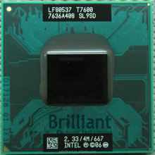 Intel Core2 Duo mobile CPU Processor T7600