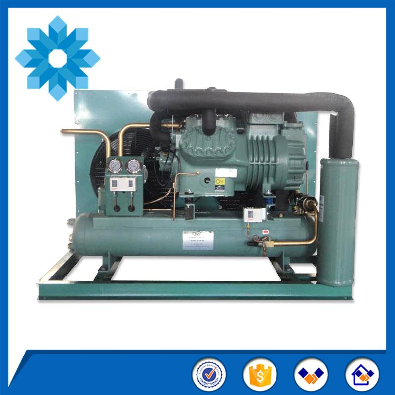 Hot selling bitzer refrigeration compressor bitzer 35hp semi-hermetic compressor condensing unit for cold room with great price