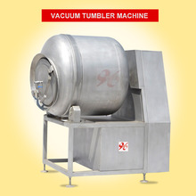 best-selling commercial Automatic Industrial Electric 500L Stainless steel meat tumbler machine with Vacuum for meat processing