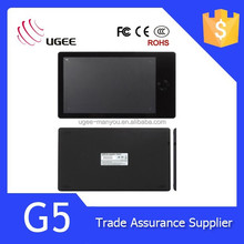 2015 UGEE G5 USB interface Art Graphics graphic tablet kids tablet