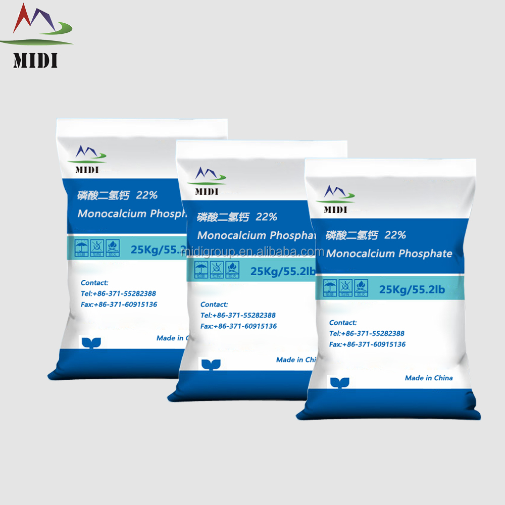 Poultry Feed Additives Monocalcium Phosphate 22%