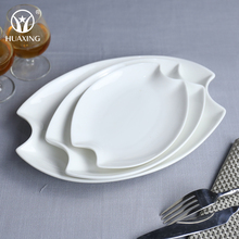 eco-friendly decorating food carting service plate for dinner wholesale