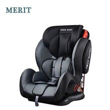 Baby Safety Car Seat grey for 9- 36kgs Group I+II+III PP Injection European standard ECE R44/04