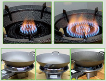 Chinese smart super flame gas cooking stove