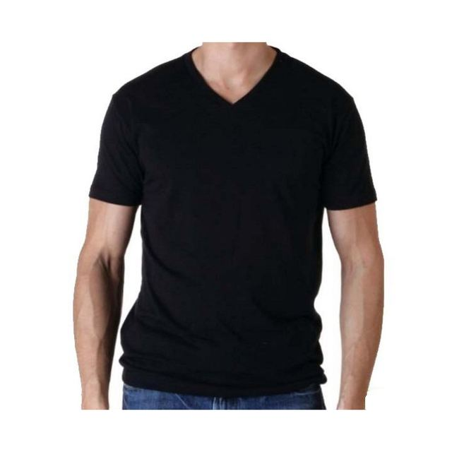 Cheap Spandex Men's Blank t shirt t -shirt/100 t shirt v neck cotton for men