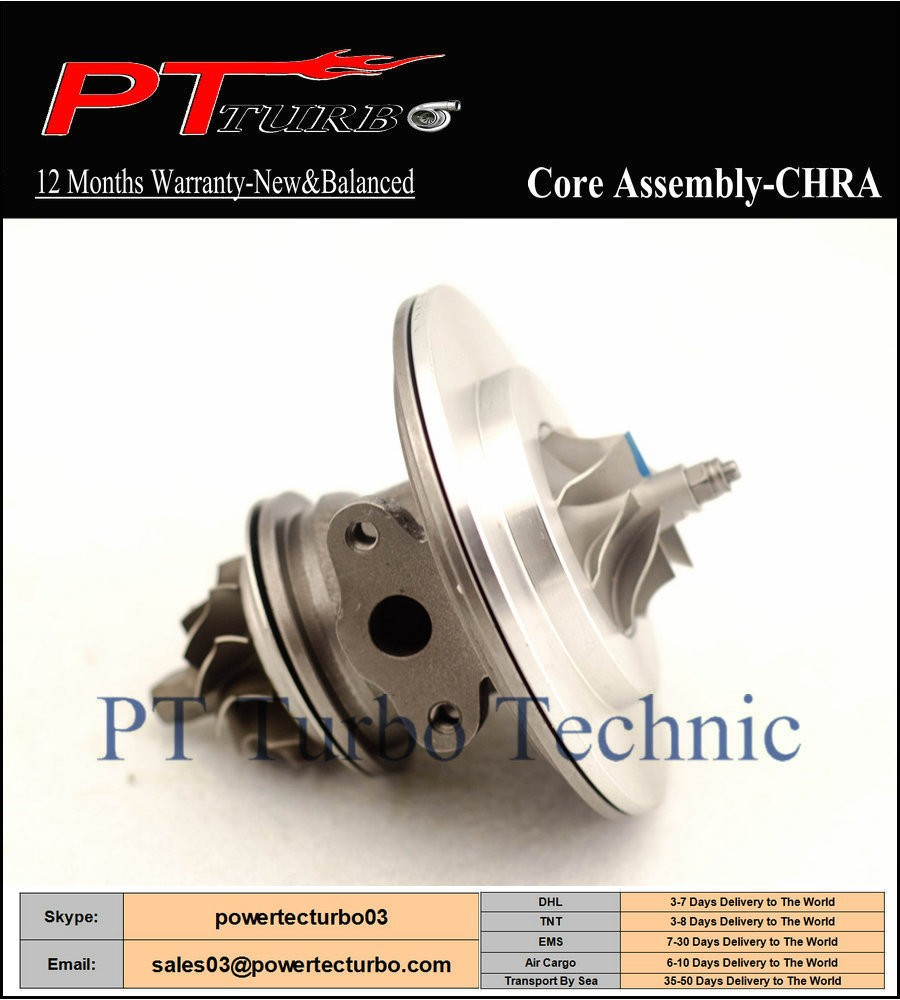 Turbo cartridge <strong>K03</strong> 53039880003 53039880006 53039880015 038145701A turbo chra for Audi A3 Skoda VW