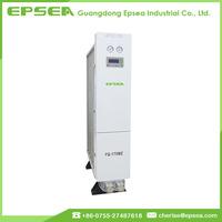 Heatless regenerative desiccant compressed air dryer modular design
