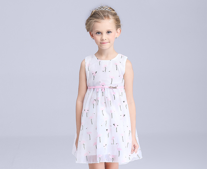Girls Sleeveless Simple Frock Designs for Party, Girls Frocks And Dress