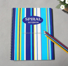 cheap bulk promotion spiral notebook for school