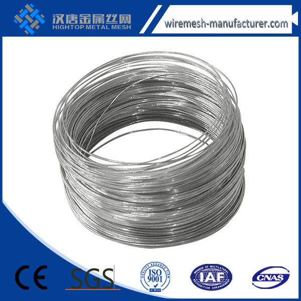 4.0 low carbon zinc coated gavanized steel wire