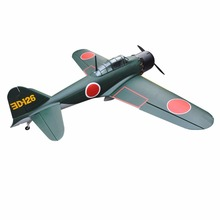 "toys & hobbies model aircraft Zero Fighter 91"" V2 80-100cc rc fiberglass warbirds"