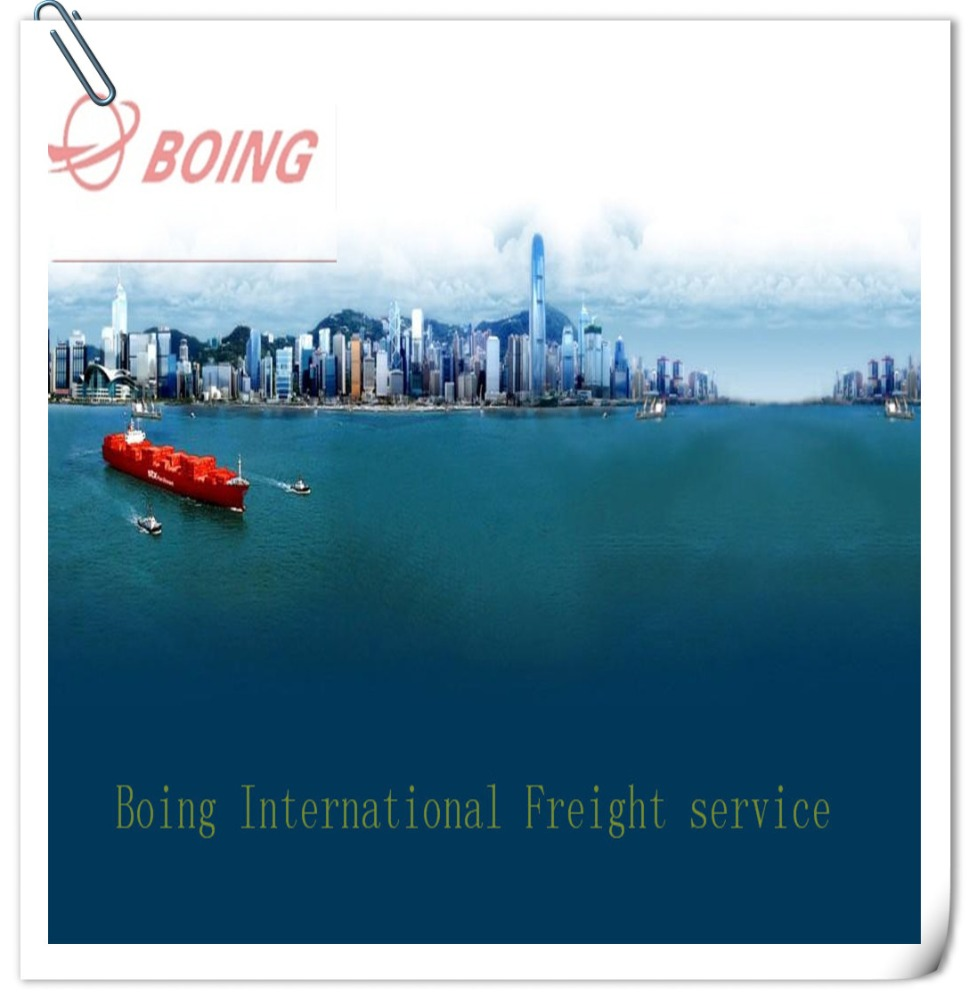 Shipping container logistics service from China to Sandness sea freight ---Bree(skype:boingbree)