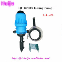 Small Portable Water Treatment chemical metering dosing pump