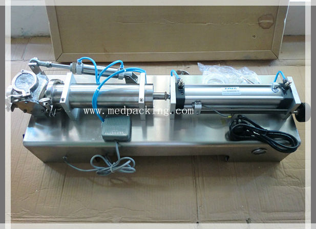 Excellent! 1000-5000 ml Single Head Cream Shampoo Filling Machine YSC