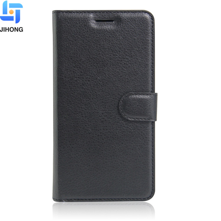 Mobile Phone Accessories Flip Leather Wallet Case With Card Slot Magnetic Closure for iPhone 7 Case