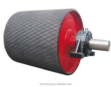 Belt Conveyor Rubber Lagged Drive Pulley