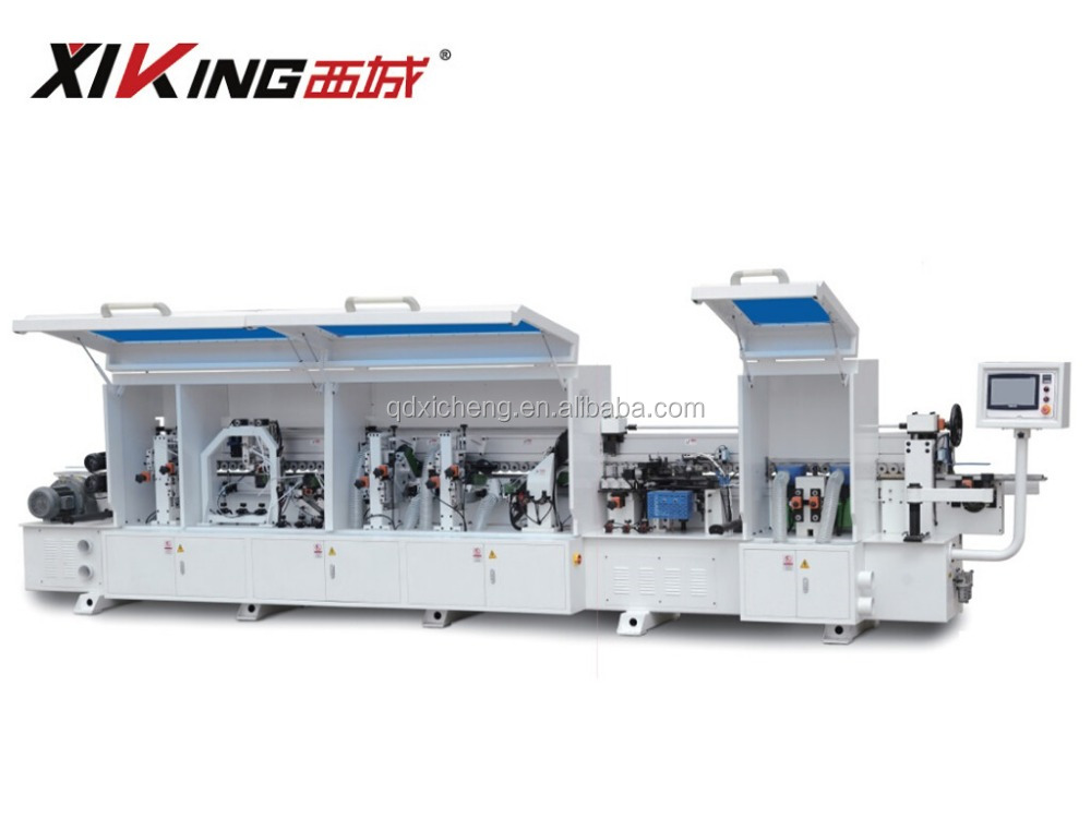 FZ-450DJK PVC Edge Banding Machine Used for Cabinets and Furnitures