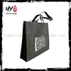 New design recycled pp textile shopping cheap logo shopping tote bags made in China