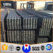 I Steel beam Construction Material Q235 Steel I-Beam Price SIZE