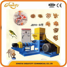 Widely used floating fish feed pellet machine/floating fish feed machine/floating fish feed extruder for fish farming