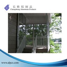 Veranda Aluminum Railing,Compound Fence,Collapsible Fence