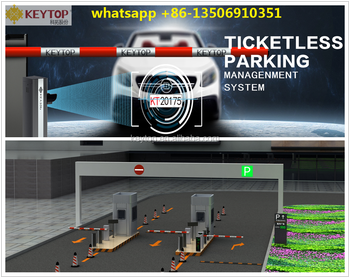 Intelligent Car Parking Management System with ANPR Camera