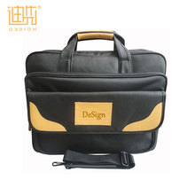 2017 new design fashion business portable fabric laptop bag fashion high quality hot sell computer bag