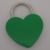 Manufacturing Wedding Valentine's Day Gift Green Heart Key Padlock Locked In Love