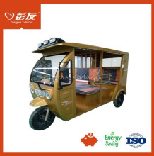 HOT SALE ELECTRIC TRICYLE FOR TAXI, Semi closed ELECTRIC 3 WHEEL TRICYCLE