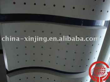 Aluminum sunshading boroad/decorative building material