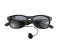 Bluetooth sunglasses with style high quality sporty look custom logo sunglasses