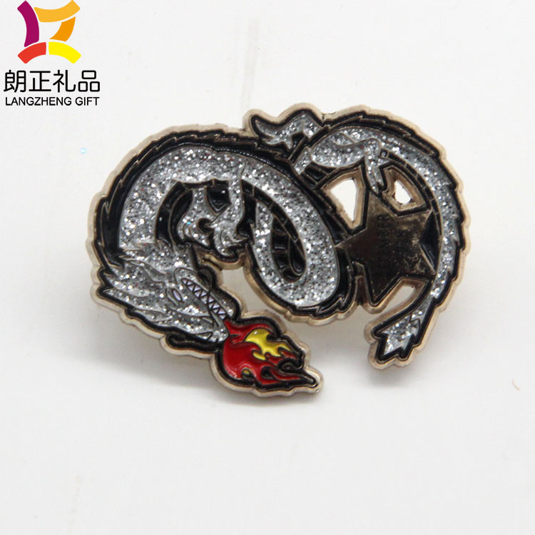 Cheap custom limited edition lapel pins china