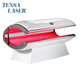 28pcs collagen lamps PDT machine collagen infrared red blue led light therapy beds