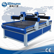 SM1224 Double gantry double head high speed 3d engraving china wood cnc router
