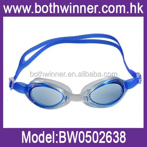 waterproof swim glasses ,H0T009 swimming goggle , swim goggles case manufacturer