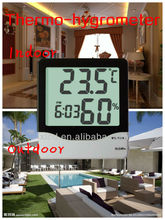 TL8003A New Wireless/ Indoor Outdoor Digital Thermometer Hygrometer Clock Made in China