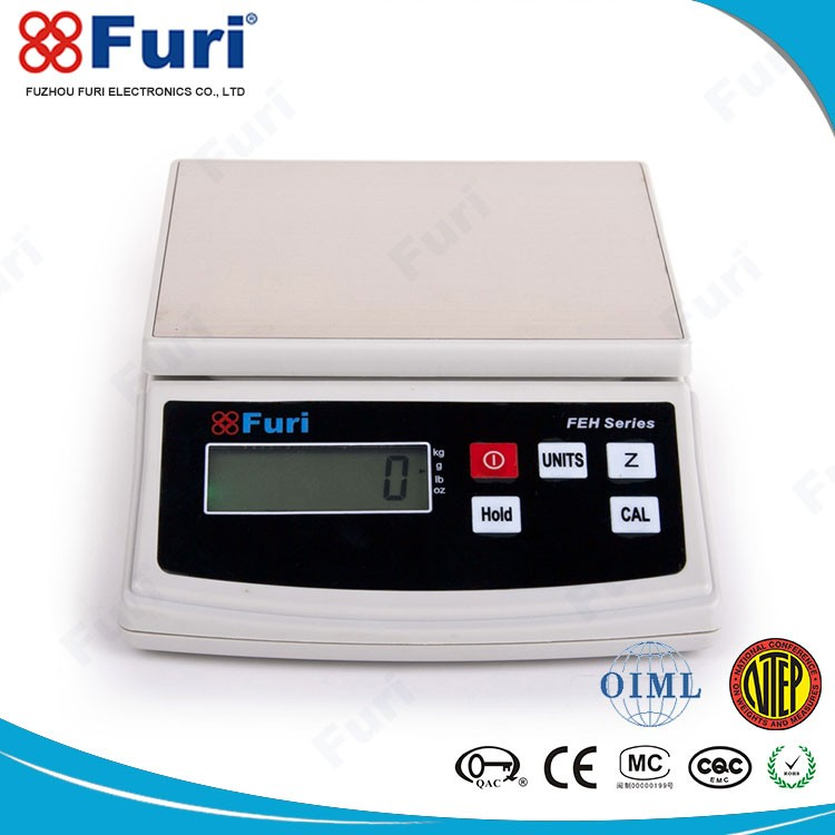 Household LCD Display weighing scales for fruits