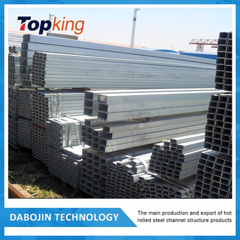 2017 China New Design Low Price 1x3 steel tubing
