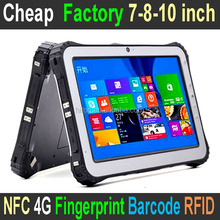 Highton Cheapest 7 inch 8 inch 10 inch android or Win10 4G Rugged Tablets with Many Models